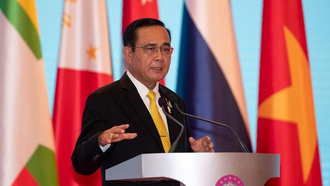 ASEAN thong qua quan diem trung lap giua doi dau My - Trung hinh anh 1