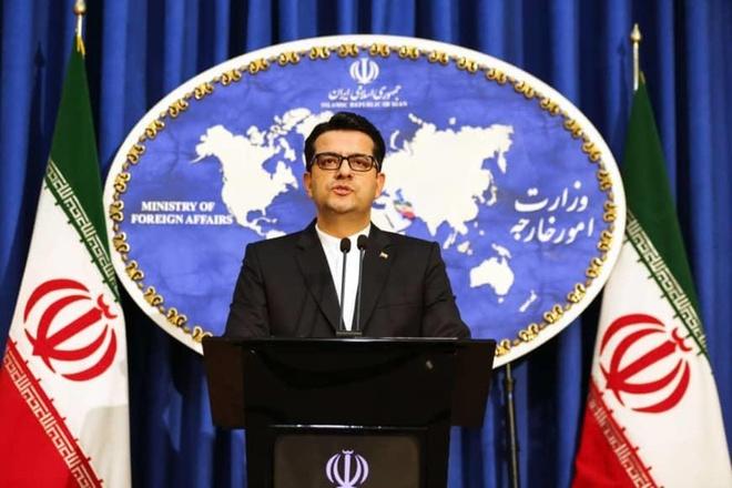 Iran goi lenh trung phat cua My la dau cham het hoat dong ngoai giao hinh anh 1