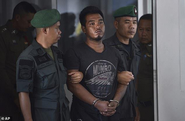 Thái Lan tử hình kẻ cưỡng hiếp, giết hại du khách Đức