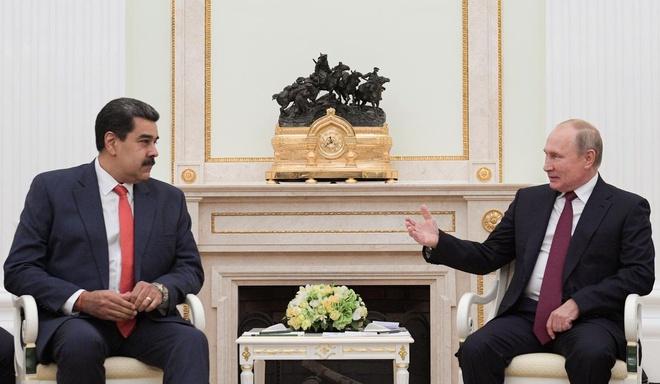 TT Putin ung ho doi thoai giua chinh phu Venezuela va phe doi lap hinh anh 1