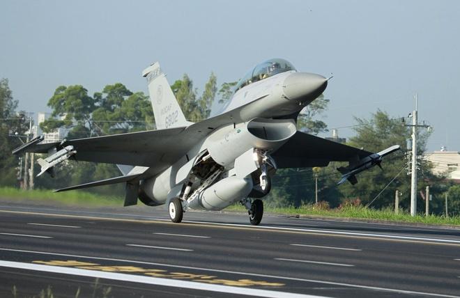 Dai Loan mua F-16 cua My anh 1