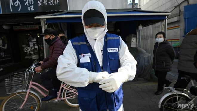 Benh nhan 'sieu lay nhiem' o Han Quoc da lay it nhat 38 nguoi hinh anh 1 south_korea_has_been_hit_hard_by_the_economic_fallout_from_the_coronavirus_outbreak_in_neighbouring_china_1582077473660_2.jpg