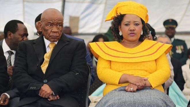 Thu tuong Lesotho tu chuc sau khi bi cao buoc giet vo cu anh 1