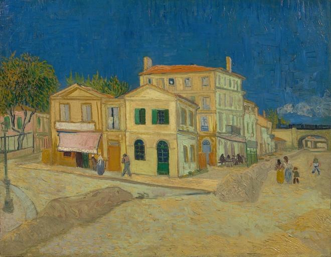 Van Gogh va Gauguin anh 2