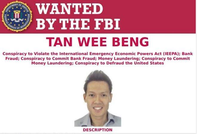 Cong dan Singapore bi FBI truy na vi lam an voi Trieu Tien anh 1