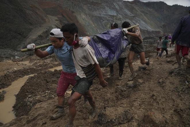 Thu tuong gui dien tham hoi Myanmar anh 1