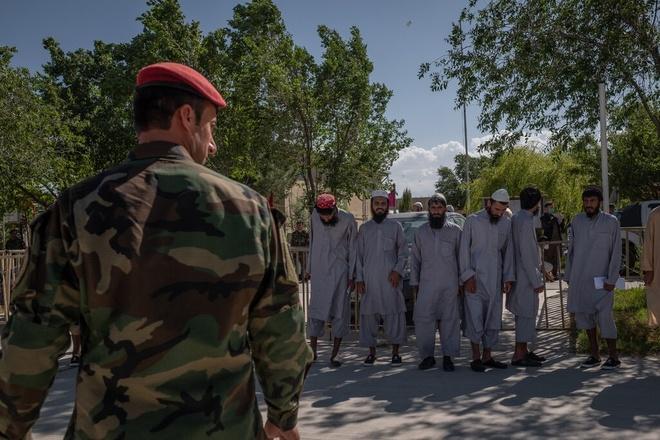 Hoa binh cho Afghanistan anh 1