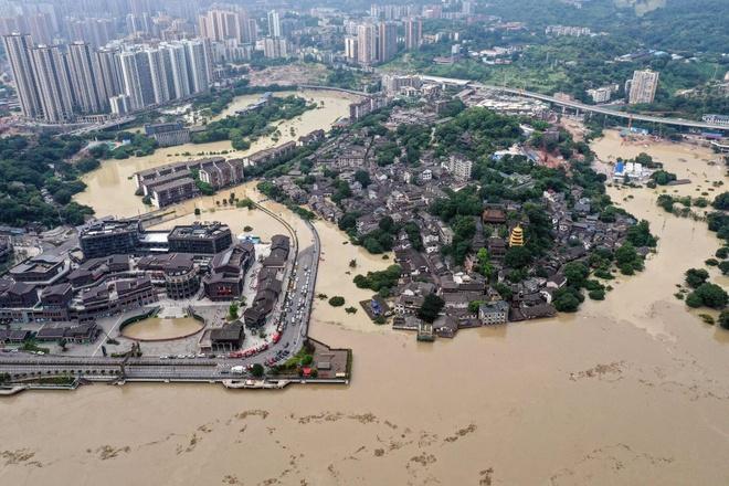 Trung Quốc Mất đa Hồi Phục Kinh Tế Vi Lũ Lụt Lịch Sử Phan Tich