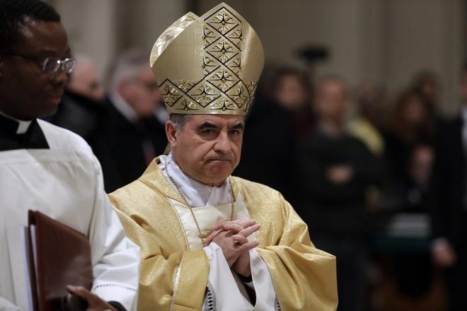 Hong y Vatican tu chuc anh 1
