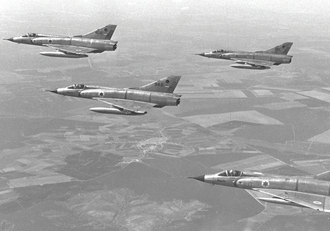 Gan nua the ky truoc, Israel ban ha 5 phi co MiG-21 trong 3 phut hinh anh 2