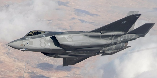 Israel xac nhan lan dau su dung F-35 de khong kich o Syria hinh anh