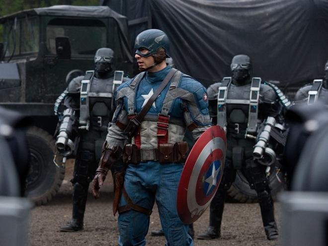 CIA sap bien khien cua Captain America thanh vu khi trong doi thuc hinh anh 1