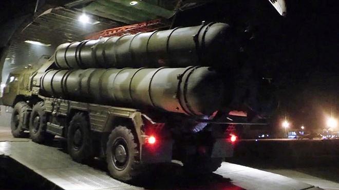 S-300 den canh bau troi Syria sau vu may bay Nga bi ban nham hinh anh
