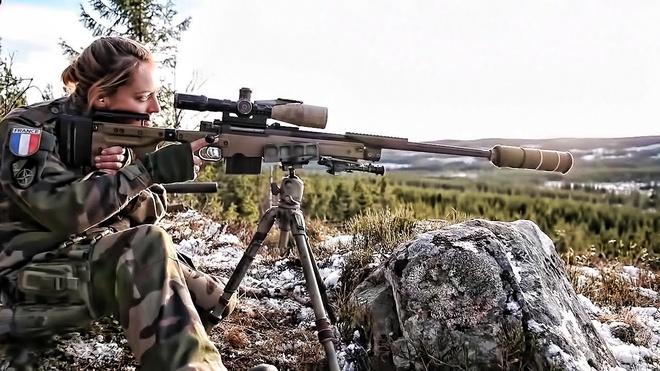 Lính bắn tỉa NATO phô diễn trong cuộc tập trận lớn nhất 20 năm