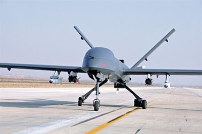 UAV tấn công CH-5 của Trung Quốc
