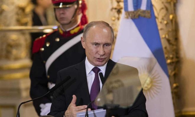 TT Putin tu choi tra tau va thuy thu Ukraine bi bat hinh anh 1