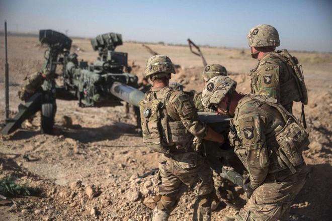 Sau Syria, TT Trump ra lenh rut binh si My o Afghanistan ve nuoc hinh anh 1