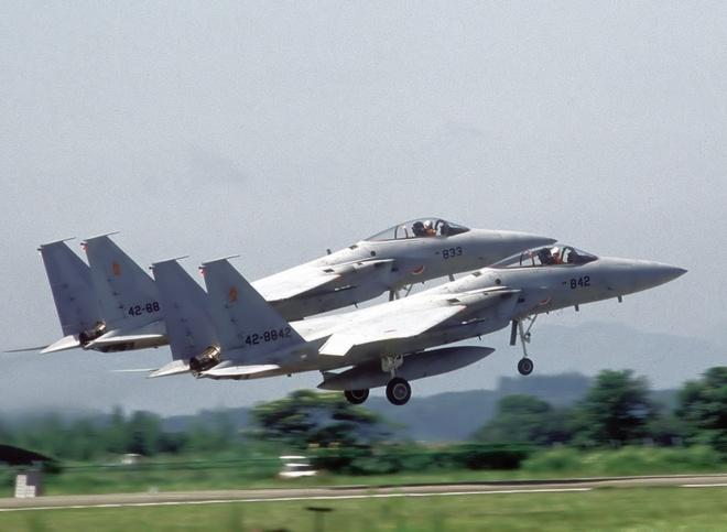 Nhật muốn bán F-15 cũ của Mỹ cho các nước Đông Nam Á