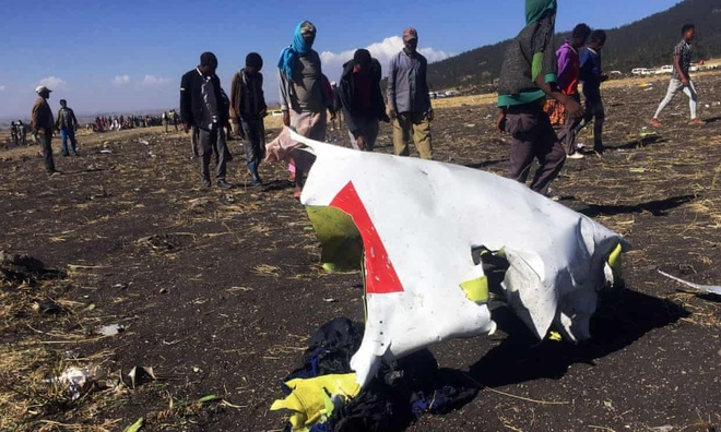 Ethiopia tim thay hop den may bay roi khien 157 nguoi chet hinh anh 2