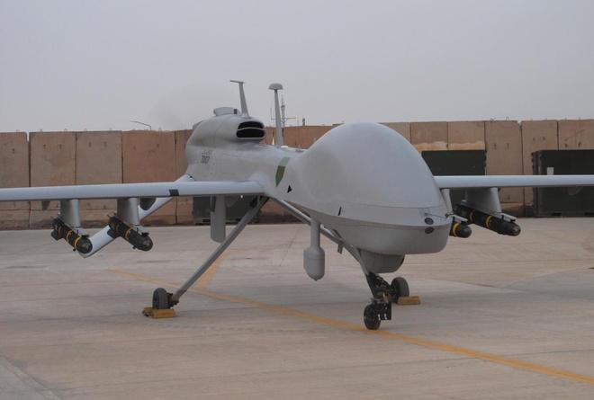 2 nam phat dong, My van chua tim duoc vu khi nhe cho UAV hinh anh 1