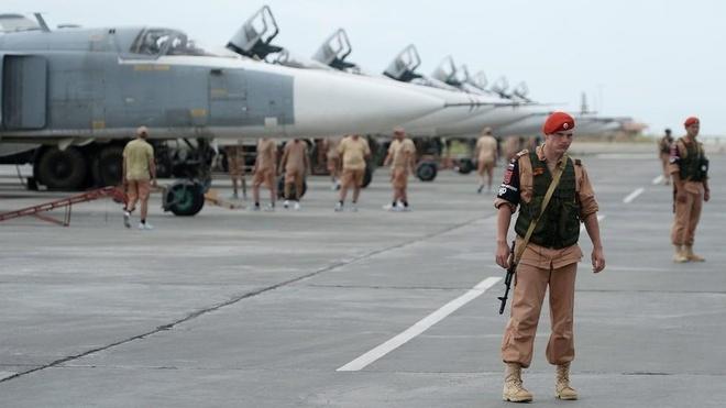 Can cu Nga o Syria hung 'mua' rocket hinh anh 1