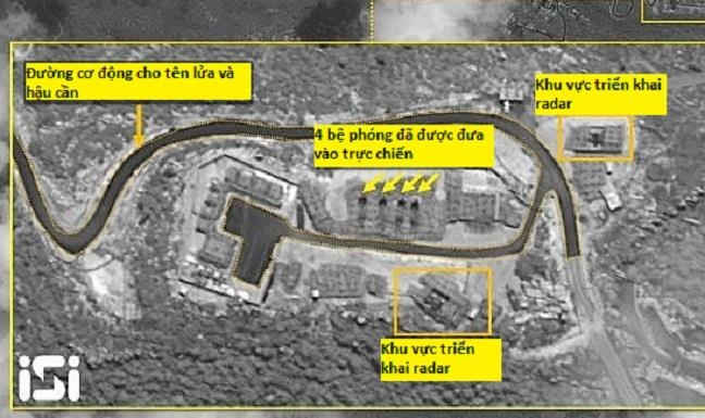 Syria dua toan bo he thong phong khong S-300 vao truc chien hinh anh 1