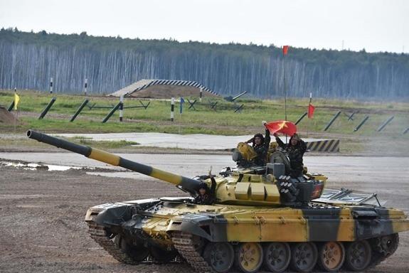 Tank Biathlon 2019 anh 1