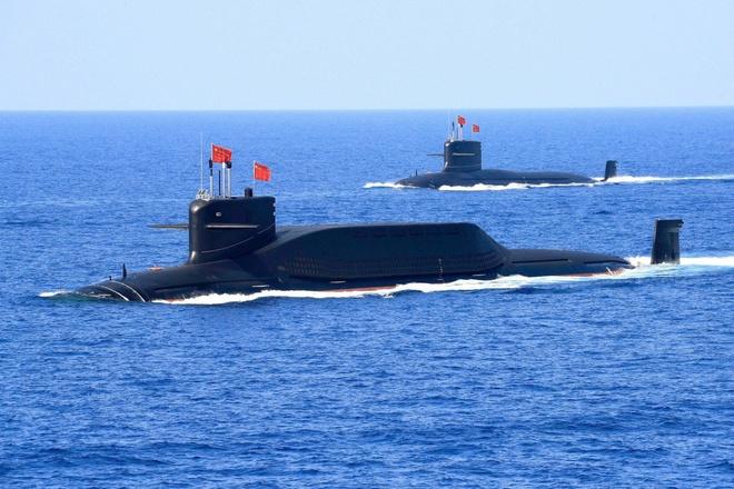 Trung Quốc chế tạo cảm biến siêu nhỏ để theo dõi tàu ngầm