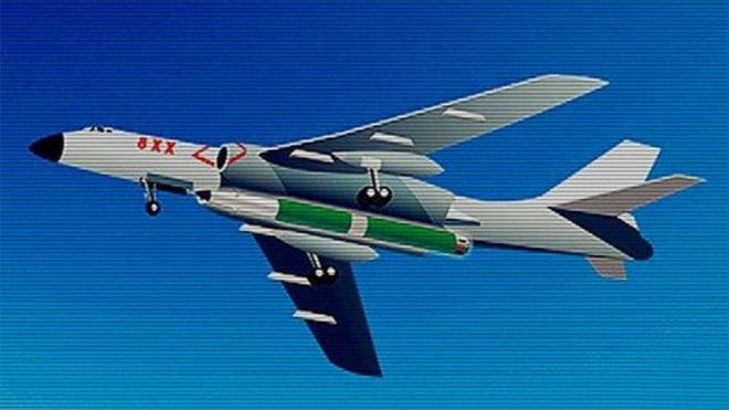 May bay nem bom H-6 anh 2