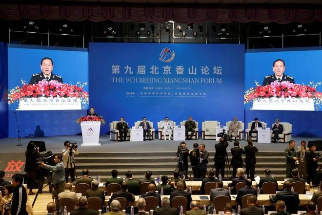 Trung Quốc chỉ trích Mỹ kích động cách mạng màu