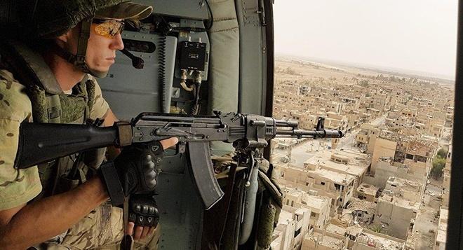 Dac nhiem Nga tiep quan can cu My bo lai o Syria hinh anh