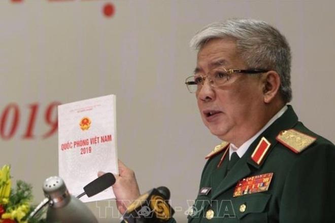 Viet Nam cong bo sach trang quoc phong 2019 hinh anh