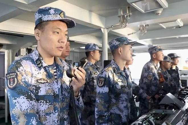 Quan doi Trung Quoc o Hong Kong tap tran ban dan that tren Bien Dong hinh anh 1 2e8fd658_26bf_11ea_9939_941d1970c7f1_image_hires_112941.jpg