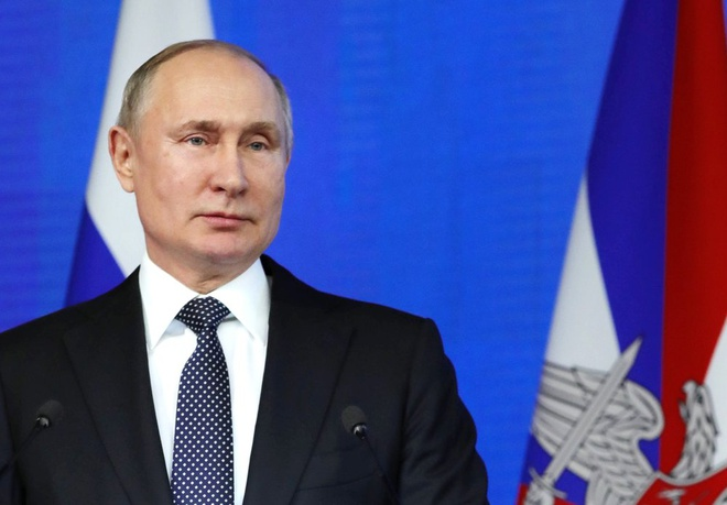 TT Putin: Nga dang dan dau the gioi ve vu khi sieu vuot thanh hinh anh 1 z_nga_1.jpg