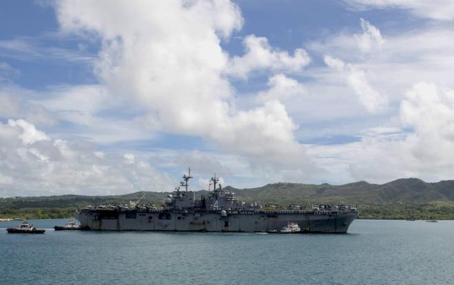 Thuy thu My tren tau do bo tan cong USS Boxer duong tinh voi Covid-19 hinh anh 1 z_boxer.jpeg