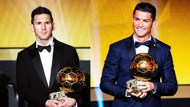 Ronaldo: 'Chi toi va Messi moi co the dung tren dinh cao trong 10 nam' hinh anh