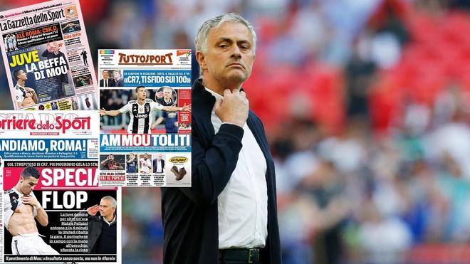 Jose Mourinho tai that hinh anh 4