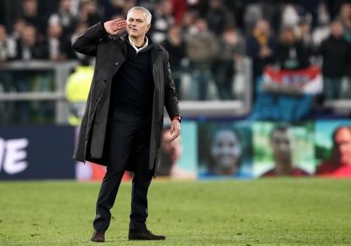 Jose Mourinho tai that hinh anh