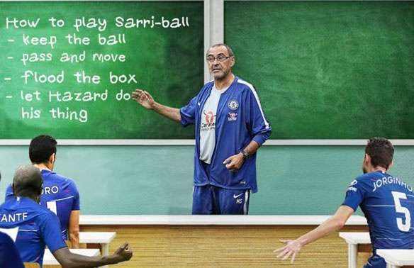 Chelsea that bai vi 'Sarri-ball qua kho de hieu' hinh anh 2