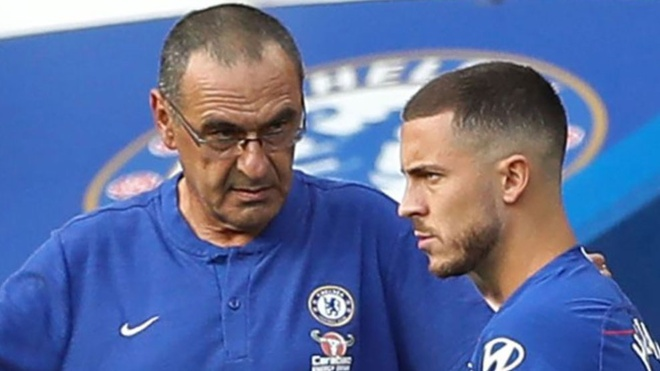 Eden Hazard ra dieu kien de o lai Chelsea hinh anh
