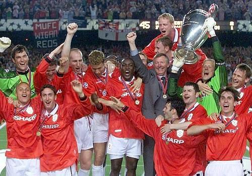 Sir Alex Ferguson tai xuat dan dat MU gap Bayern hinh anh