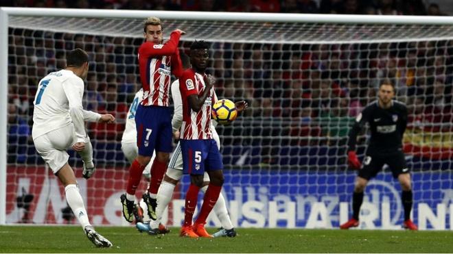 Ronaldo, hung than dang so nhat cua Atletico Madrid hinh anh 1