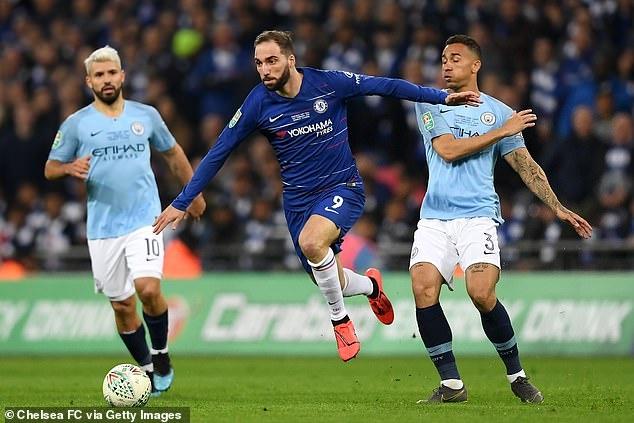 Juventus không có nhu cầu đoàn tụ với cầu thủ họ đang cho Chelsea mượn. Ảnh:Getty Images.