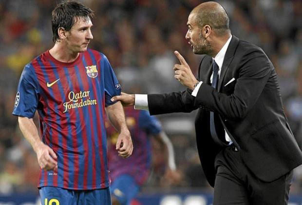 Guardiola nang tam Messi hay Messi tao ra Guardiola? hinh anh 3