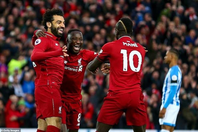 Liverpool khat khao vo dich Premier League anh 1