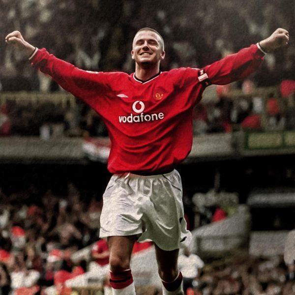 David Beckham - mot tac pham nghe thuat cua lang tuc cau hinh anh 3