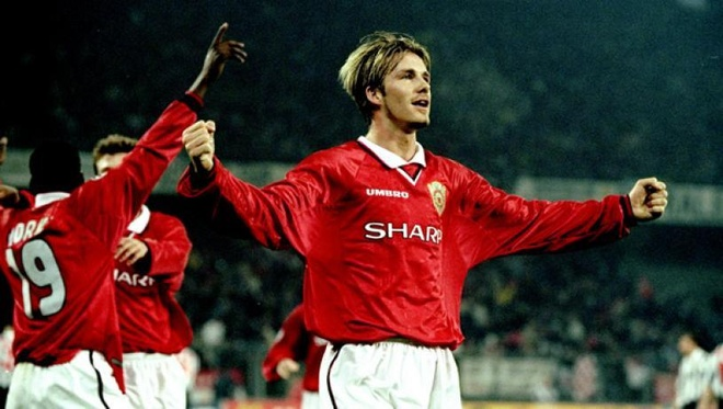 David Beckham - mot tac pham nghe thuat cua lang tuc cau hinh anh 1
