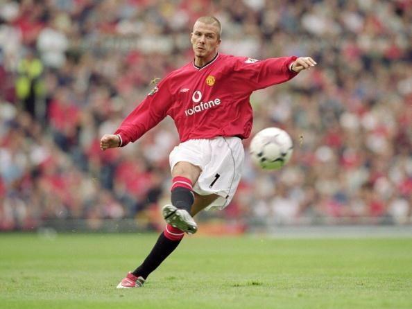 David Beckham - mot tac pham nghe thuat cua lang tuc cau hinh anh 2