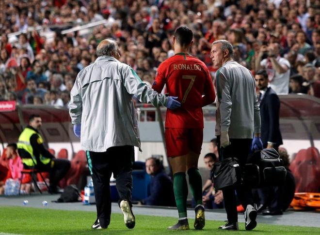 DT Bo Dao Nha se khong con can Cristiano Ronaldo hinh anh 2