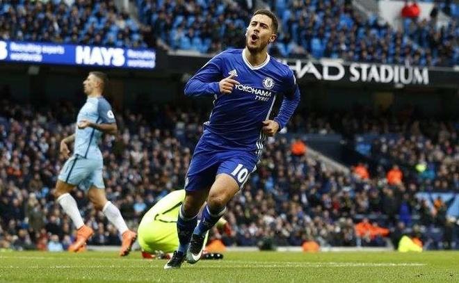 Eden Hazard - tu dua tre ngao man den ngoi sao Real Madrid hinh anh 2